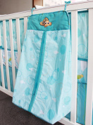 Baby Boy Ocean Nemo Natural nappy stacker