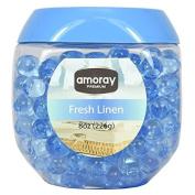 Amoray Premium Crystal Beads 240ml Fresh Linen