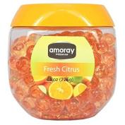 Amoray Premium Crystal Beads 240ml Fresh Citrus