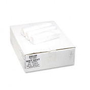Good n Tuff GNT3037 Waste Can Liners- 113.6l 8 mic- 30 x 36- Natural- 500/Carton