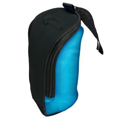 Skunk Shuttle Case Smell Proof Bag Black/Blue