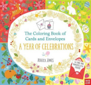 The Coloring Book of Cards and Envelopes