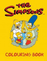 The Simpsons Colouring Book