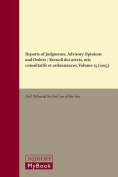 Reports of Judgments, Advisory Opinions and Orders / Recueil des arrets, avis consultatifs et ordonnances, Volume 15 (2015)