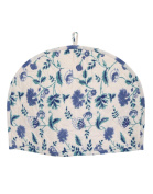 Attractive Cotton White Tea Cosy Hand Block Printed Floral By Rajrang
