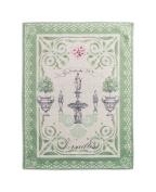 Maison d' Hermine Jardin du Roy 100% Cotton Set of 2 Kitchen Towels, 50cm x 70cm