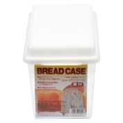 MyLifeUNIT Bread Box with Lid, Toast Storage Container Bread Keeper