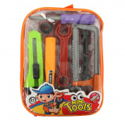 Tinksky Kids' Repair Tool Kit ,Children Educational DIY Toys Assembly Set