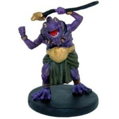 D & D Minis: Kuo-Toa Archpriest 24 - Rage of Demons