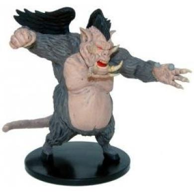 D & D Minis: Nalfeshnee Demon 47 - Rage of Demons