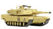 AOSHIMA 1/72 RC VS tank Abrams A