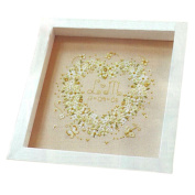 Simple [Heart] DIY Cross-Stitch 11CT Counted Wedding Embroidery Kits