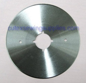 Cutex Sewing 10cm Round Replacement Blade For Stand Up Type Electric Fabric Cutters
