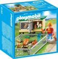 Playmobil Rabbit Pen with Hutch 6140