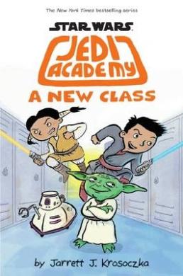 A New Class (Star Wars: Jedi Academy)