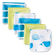 Newborn Boys' Washcloth - Multipack One Size Circo