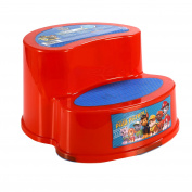 Ginsey Paw Patrol 2-step Transition Step Stool, Red/Blue