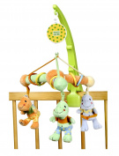 Saro Carousel Baby (Assorted 2 Models) 0-6 months