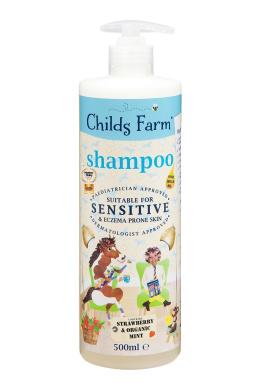 Childs Farm Strawberry and Organic Mint Shampoo 500 ml