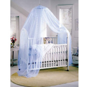 Butterme Dome Bed Canopy Netting Princess Mosquito Net for Babies and Adults