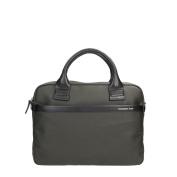 Mandarina Duck 161LXC0316Z Business Bag Men Nylon Black TU
