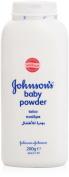 Johnson and Johnson Baby Powder Talc 200 g