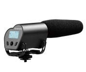 Saramonic VMIC Video Microphone with Built-in Recorder for DSLR Cameras