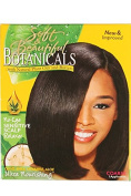 Soft & Beautiful Botanicals No Lye Sensitive Scalp Relaxer Coarse 1 Application