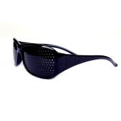FreshGadgetz Unisex Eyesight Vision Care Vision Improve Pinhole Glasses Eyes Exercise Eyewear - Pinhole Glasses UK - GridGlasses - Pinhole glasses For Eyesight Strengthening