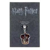 Official Harry Potter Jewellery Gryffindor Crest Slider Charm