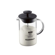 Bodum Latteo Milk Frother with Glass Handle