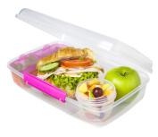 Sistema Bento Lunch Box to Go, Pink