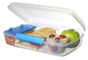Sistema Bento Lunch Box to Go, Blue