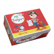 Rachel Ellen Collection Photo Keepsake Box - Pirate