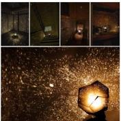 High Quality Celestial Star Projector Night Light