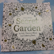 Secret Garden Colouring Book