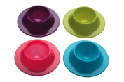 Silicone Egg Serving Cup Holders- Set of Four