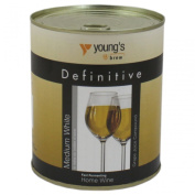 Youngs - Youngs Definitive Grape Juice Medium Dry White - United Kingdom - 0%