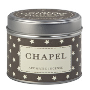 """The Country Candle Company Superstars Collection """"Chapel"""" Candle in Tin, Multi-Colour"""