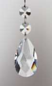 ColorMax Teardrop Chandelier Crystal, Pack of 10