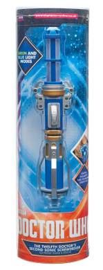 Doctor Who 06230 The 12th Doctor's Second Sonic Screwdriver