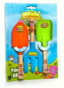 Moshi Monsters 3 Pack Hand Tools