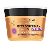 L'Oréal® Paris Advanced Haircare Extraordinary Damage Repair Oil Curls Re-Nourish Mask - 250ml