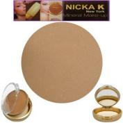 Nicka K Mineral Pressed Powder - Warm Beige MP108 by Nicka K