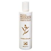 Natural Herbgrow Shampoo Black 300 ml