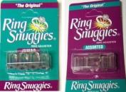Ring Snuggies Adjusters Original AND Jumbo Sizes ** COMBO PACK **