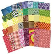 Roylco R15289 All Kind of Fabric Decorative Paper