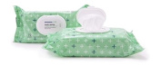 Baby Wipes, Unscented, Vitamin E & Aloe Baby Wipe, 17cm X 18cm , McKesson - Pack of 72