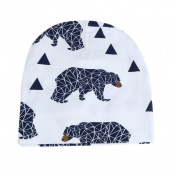 Voberry® Baby Newborn Girl Kids Cute Hospital Hat Beanie Cap