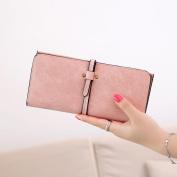 GBSELL Fashion Lady Women Drawstring Coin Purse Long Wallet Card Holders Handbag